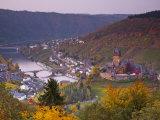 Cochem Castle  Cochem  Rhineland / Mosel Valley  Germany
