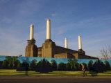 Battersea Power Station  London  England  UK