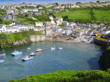 England  Cornwall  Port Isaac  UK