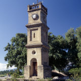 Queen Victoria Clock Tower at Mangochi  Important 19th Century Slave Market Straddling Shire River