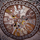 Rock-Hewn Church of Abune Yemata in Gheralta Mountains  Renowned for its Murals  Ethiopia