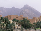Nakhl Fort Stands in Foothills of Western Hajar Mountains