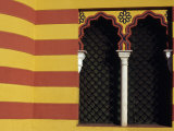 Spanish Colours and Moorish Influence Come Together in the Design of a Building in Seville