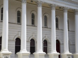 19th Century Colonial Architecture in Launceston  Tasmania  Australia
