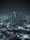California  Los Angeles  Skyline of Downtown Los Angeles  USA