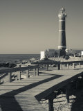 Faro Jose Ignacio  Atlantic Ocean Resort Town  Village Lighthouse  Uruguay
