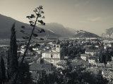 Trentino-Alto Adige  Lake District  Lake Garda  Arco  Collegiata Church  Italy