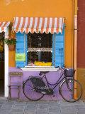 Shop Front  Burano  Venice  Italy