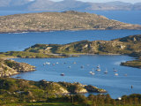 Derrynane Bay  Iveragh Peninsula  Ring of Kerry  Co  Kerry  Ireland