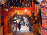 Morocco Marrakesh Medina Market at Place Djema El Fna
