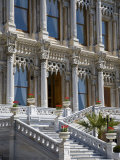 Ciragan Palace  Standing on Shores of Bosphorus in Istanbul  Is Now a 5 Star Kempinski Hotel