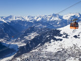 Verbier  Valais  Four Valleys Region  Switzerland