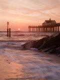 Southwold Pier at Dawn  Suffolk  UK