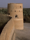 Watchtower of the Old Fort in the Village of Afi Sefalah
