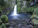 Oregon  Columbia River Gorge  Waclella Falls  USA
