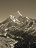 Ama Dablam  Khumbu Valley  Everst Region  Nepal