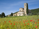 San Antimo Church  Tuscany  Italy