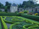 Pitmedden Gardens Were Designed in Seventeenth Century by Alexander Seton  Formerly Lord Pitmedden