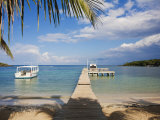 Bay Islands  Roatan  Half Moon Bay  Honduras