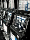 Nevada  Las Vegas  Mccarran International Airport  Slot Machines  USA