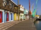 Antigua  Heritage Quay Shopping District in St  John's  Caribbean