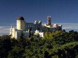Built in the 1840S  Palacio De Pena in the Hills Above Sintra Is a Deliberate Fantasy of Kitsch