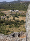The Ancient Ruins of Great Zimbabwe  UNESCO World Heritage Site  Zimbabwe  Africa