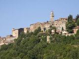 Montepulciano  Tuscany  Italy  Europe