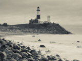 New York  Long Island  Montauk  Montauk Point Lighthouse  USA