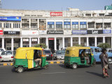 Connaught Place  New Delhi  India  Asia