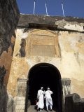 Fort Jesus  Mombasa  Kenya  East Africa  Africa