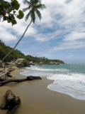 Arenilla Beach  Tayrona National Park  Colombia  South America