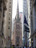 Trinity Church  Broadway and Wall Street