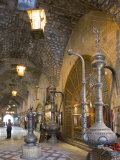 Souq Ash-Shouna in Aleppo  Syria