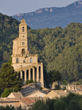 Pierrelongue Church of Notre Dame De Consolation  Drome Provencale  Provence  France  Europe