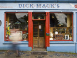 Dick Mack&#39;s  Dingle  Dingle Peninsula  County Kerry  Munster  Republic of Ireland