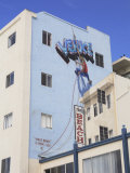 Mural  Venice Beach  Los Angeles  California  United States of America  North America