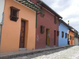 Candelaria  the Historic District  Bogota  Colombia  South America