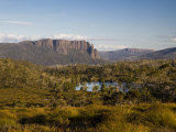 Mount Oakleigh on the Overland Track  Tasmania