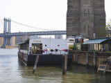 The River Cafe at Fulton Ferry Landing  Manhattan Bridge Beyond  Brooklyn