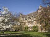 Trinity College  Oxford  Oxfordshire  England  United Kingdom  Europe
