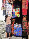 Market  Chichicastenango  Guatemala  Central America