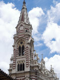 Carmen Church  Candelaria  the Historic District  Bogota  Colombia  South America
