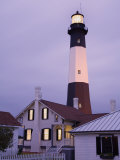 Tybee Island Lighthouse  Savannah  Georgia  United States of America  North America