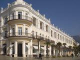 The Quay  Yalta  Crimea  Ukraine Europe
