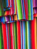 Mayan Textiles for Sale  Panajachel  Lake Atitlan  Guatemala  Central America