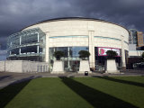 The Waterfront Hall in Belfast  Northern Ireland  United Kingdom  Europe