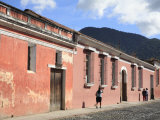 Colonial Architecture  Antigua  Guatemala  Central America