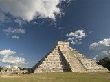 El Castillo  Chichen Itza  Yucatan
