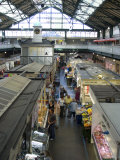 Central Market  Cardiff  Wales  United Kingdom  Europe